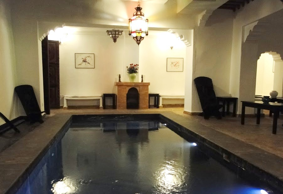 Site officiel riad marrakech location riad marrakech for Riad piscine privee marrakech
